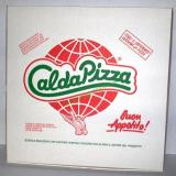 600x600x50 mm Pizza box FAMILY